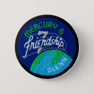 Mercury 6: Friendship 7 – John Glenn Button