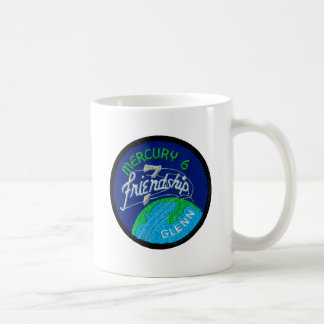 Mercury 6: Friendship 7 – John Glenn Coffee Mug