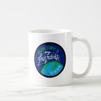Mercury 6: Friendship 7 – John Glenn Coffee Mug