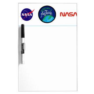 Mercury 6: Friendship 7 – John Glenn Dry Erase Boards