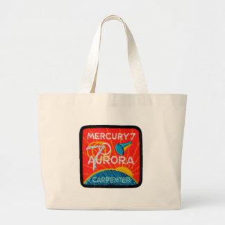 Mercury 7: Aurora 7 – Scott Carpenter Tote Bag