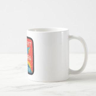 Mercury 7: Aurora 7 – Scott Carpenter Coffee Mug