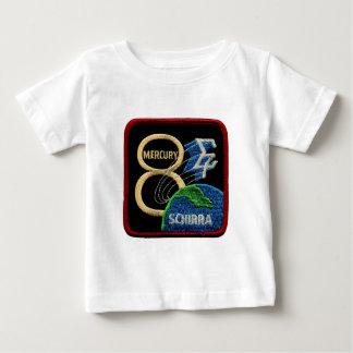 Mercury 8: Sigma 7 – Wally Schirra Baby T-Shirt