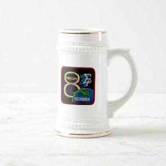 Mercury 8: Sigma 7 – Wally Schirra Beer Stein