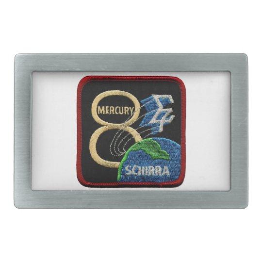 Mercury 8: Sigma 7 – Wally Schirra Belt Buckle