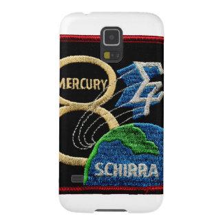 Mercury 8: Sigma 7 - Wally Schirra Carcasas De Galaxy S5