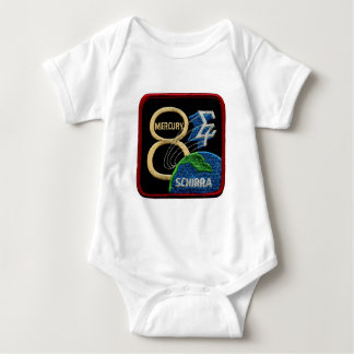 Mercury 8: Sigma 7 – Wally Schirra Infant Creeper