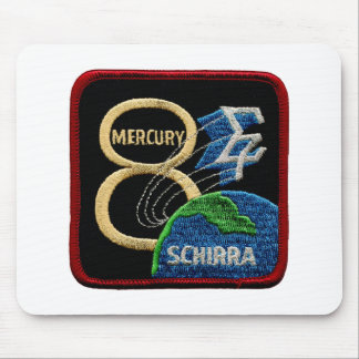 Mercury 8: Sigma 7 – Wally Schirra Mouse Pad