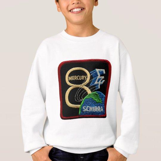 Mercury 8: Sigma 7 – Wally Schirra Sweatshirt