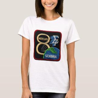 Mercury 8: Sigma 7 – Wally Schirra T-Shirt