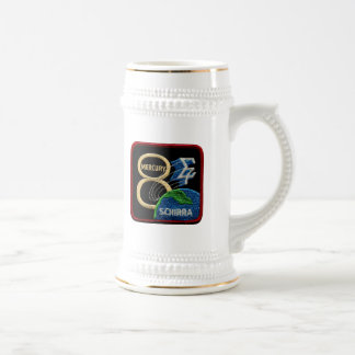 Mercury 8: Sigma 7 - Wally Schirra Tazas