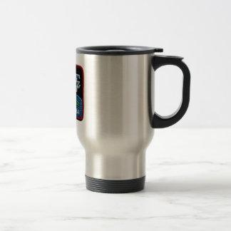 Mercury 8: Sigma 7 – Wally Schirra Travel Mug