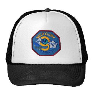 Mercury 9:  Faith 7 – L. Gordon Cooper Trucker Hat