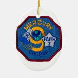 Mercury 9:  Fe 7 - L. tonelero de Gordon Ornamentos De Navidad