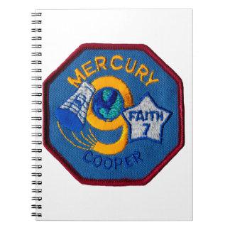 Mercury 9:  Fe 7 - L. tonelero de Gordon Libreta