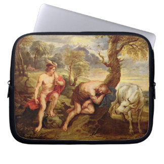 Mercury and Argus by Paul Rubens Computer Sleeve