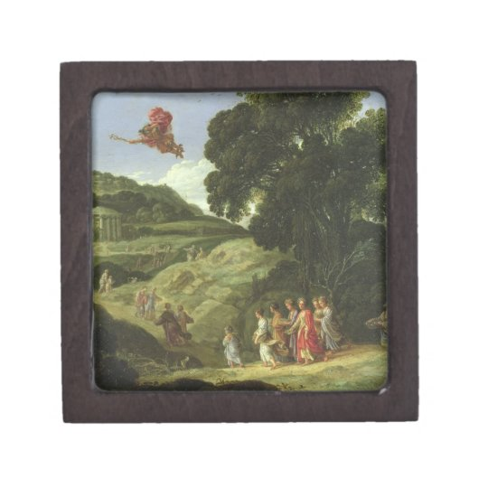 Mercury and Herse, c.1605-08 (oil on canvas) Jewelry Box