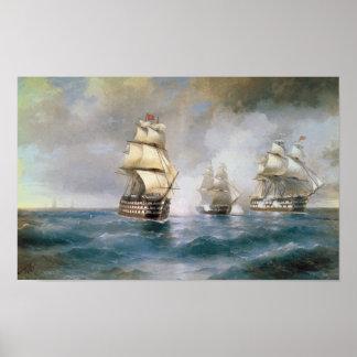 Mercury atacó en dos naves turcas impresiones