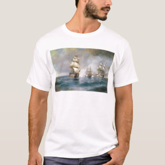 Mercury Attacked by Two Turkish Ships T-Shirt