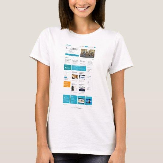 Mercury-blue.jpg T-Shirt