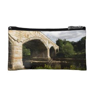 Mercury Bridge, Richmond, North Yorkshire Makeup Bag