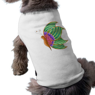 Mercury Butterfly Pet Clothing