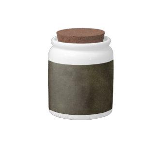 mercury candy jar