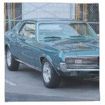 Mercury Classic Cougar Printed Napkin