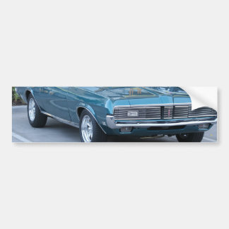 Mercury Cougar Automobile Bumper Sticker