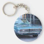 Mercury Cougar Automobile Keychain