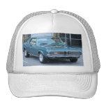 Mercury Cougar Automobile Mesh Hats