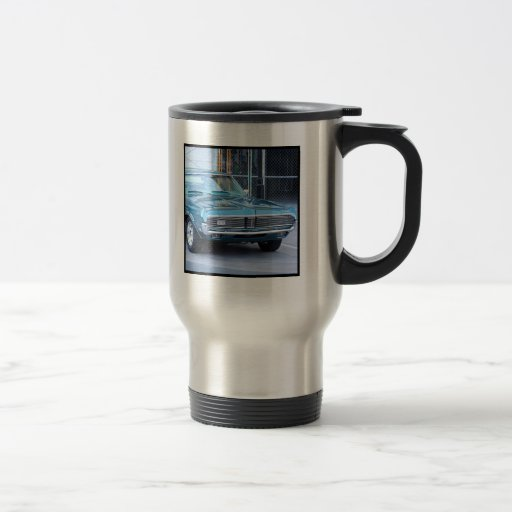 Mercury Cougar Automobile Mug