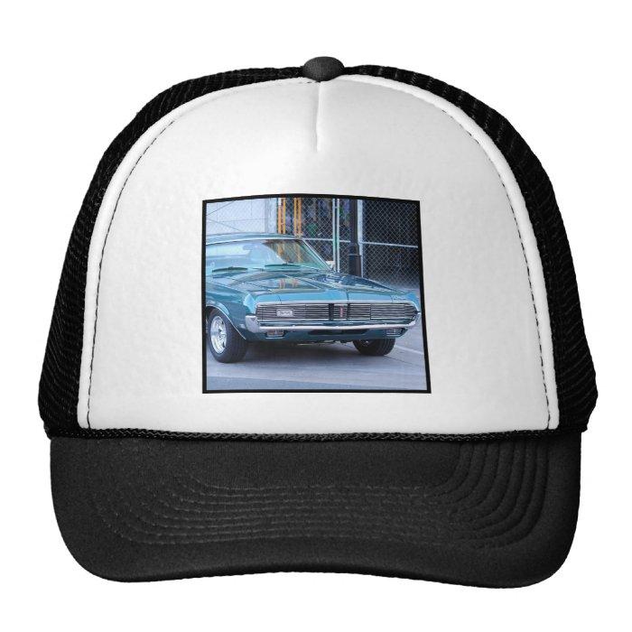 Mercury Cougar Automobile Trucker Hat