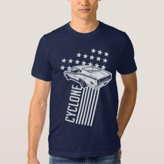 Mercury Cyclone Stars & Stripes Shirt