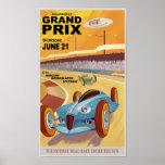 Mercury Grand Prix Impresiones