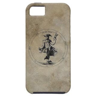 Mercury Hermes Dark iPhone SE/5/5s Case