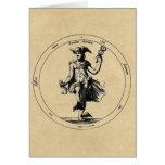 Mercury - Hermes messenger of the gods Cards