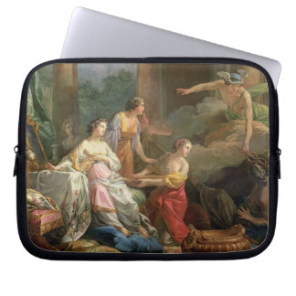 Mercury, Herse and Aglauros, 1763 (oil on canvas) Laptop Sleeve