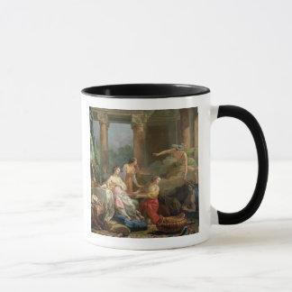Mercury, Herse and Aglauros, 1763 (oil on canvas) Mug