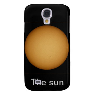 Mercury in transit across the sun samsung galaxy s4 case
