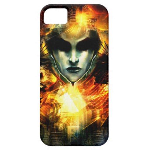 Mercury iPhone 5 Cases