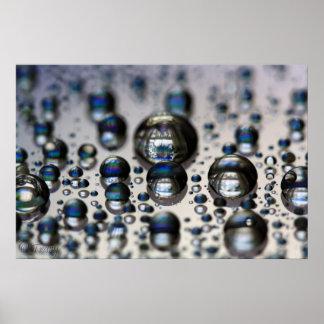 Mercury líquido póster