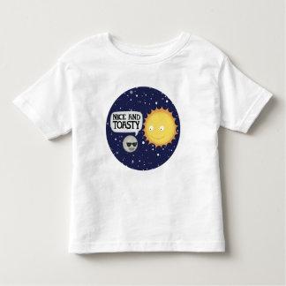 Mercury loves the heat toddler t-shirt