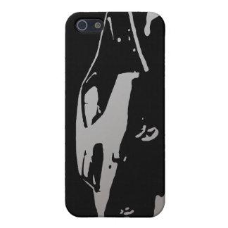 Mercury Marauder 1969 - Silver on dark case Case For iPhone 5