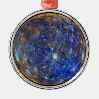 Mercury Metal Ornament