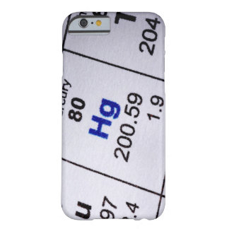 Mercury molecular formula barely there iPhone 6 case