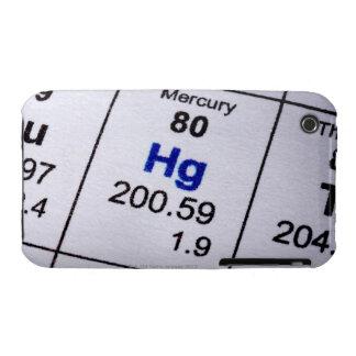 Mercury molecular formula iPhone 3 case
