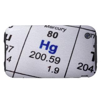 Mercury molecular formula tough iPhone 3 covers