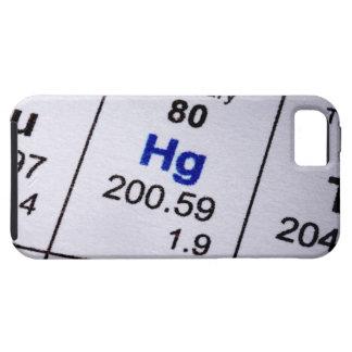 Mercury molecular formula iPhone 5 case