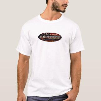 Mercury Montego - Oval Flag Emblem American Classi T-Shirt